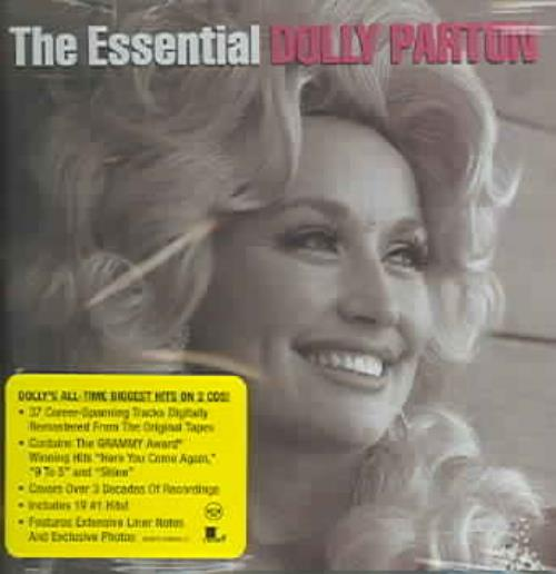 DOLLY PARTON - THE ESSENTIAL DOLLY PARTON NEW CD