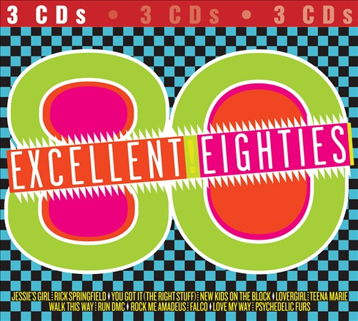 Various The 80's Collection - Hits Don't Stop