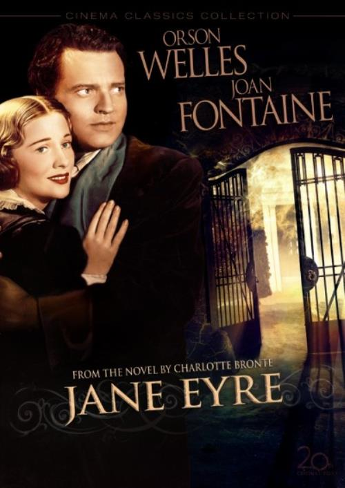 JANE EYRE NEW DVD