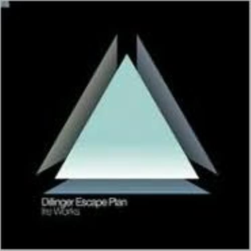 THE DILLINGER ESCAPE PLAN - IRE WORKS NEW CD