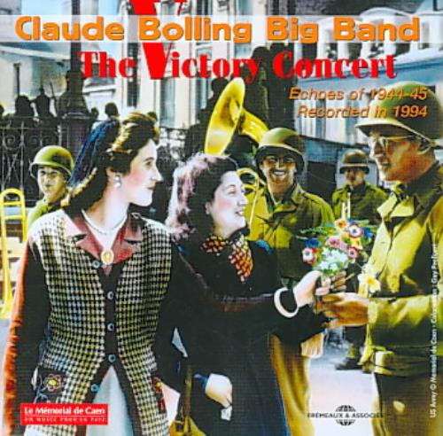 CLAUDE-BOLLING-THE-VICTORY-CONCERT-NEW-CD