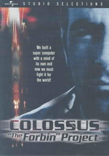 Colossus - The Forbin Project DVD Cover Art