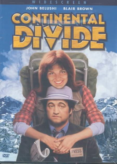 Continental Divide DVD Cover Art