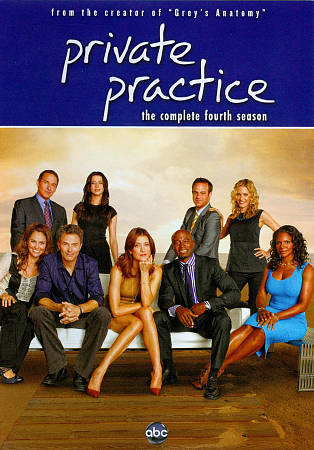 Private Practice-private Practice:complete Fourth Seas (Us Import) Dvd New