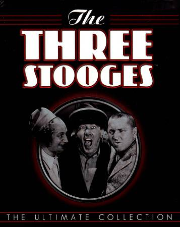 THE THREE STOOGES: THE ULTIMATE COLLECTION NEW DVD