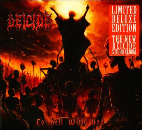 DEICIDE - TO HELL WITH GOD [DIGIPAK] NEW CD