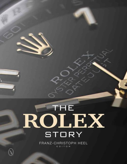 THE-ROLEX-STORY-HEEL-FRANZ-CHRISTOPH-EDT-NEW-HARDCOVER-BOOK