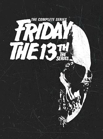 FRIDAY THE 13TH: THE SERIES - THE COMPLETE SERIES NEW DVD