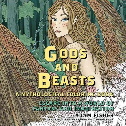 GODS-AND-BEASTS-FISHER-ADAM-NEW-PAPERBACK-BOOK