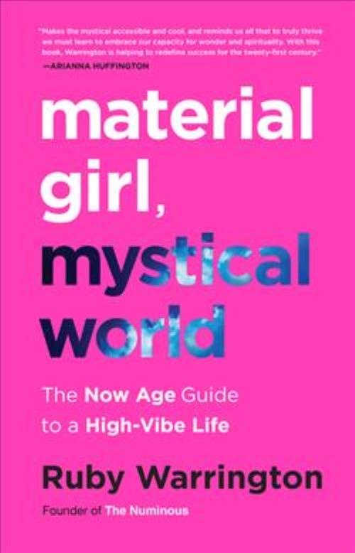 MATERIAL GIRL, MYSTICAL WORLD - WARRINGTON, RUBY - NEW HARDC