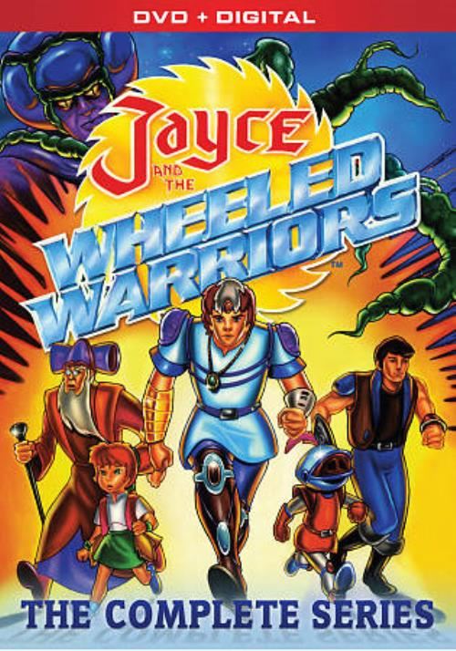 JAYCE-AND-THE-WHEELED-WARRIORS-THE-COMPLETE-SERIES-NEW-REGION-1-DVD