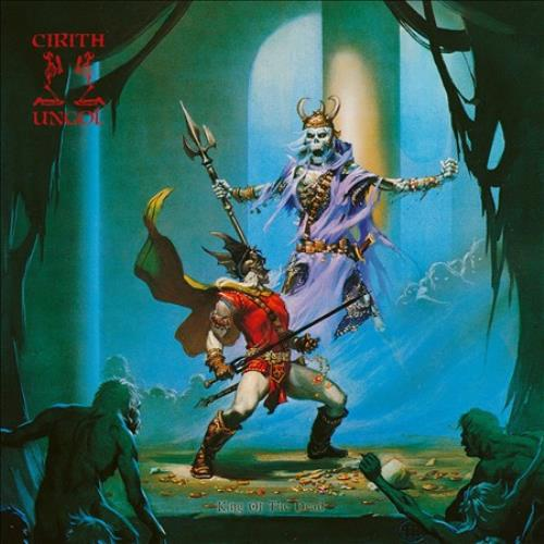 CIRITH-UNGOL-KING-OF-THE-DEAD-CD-DVD-NEW-DVD