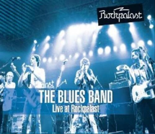 The Blues Band Live At Rockpalast Lp New Vinyl