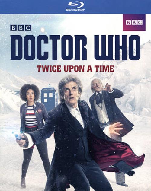 DOCTOR WHO: TWICE UPON A TIME USED - VERY GOOD BLU-RAY DISC