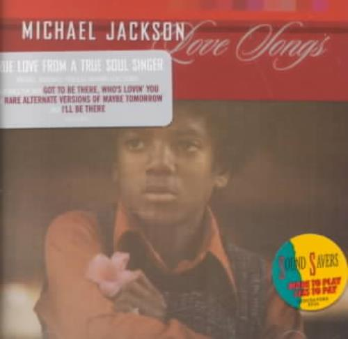 Details about MICHAEL JACKSON - LOVE SONGS NEW CD