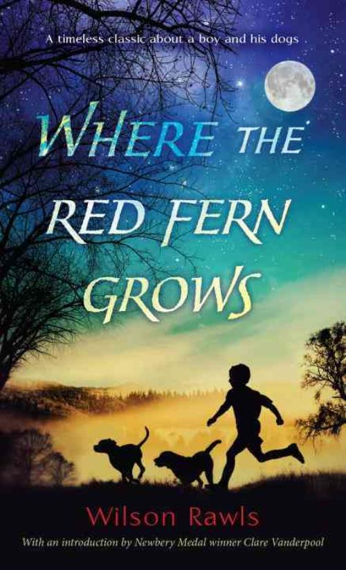 WHERE-THE-RED-FERN-GROWS-RAWLS-WILSON-NEW-PAPERBACK-BOOK