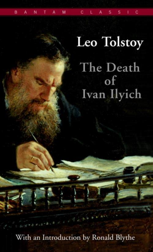 an analysis of the death of evan ilyich by leo tolstory The death of ivan ilych, by leo tolstoy i so on receiving the news of ivan ilych's death the first thought of each of the gentlemen in that private room was.
