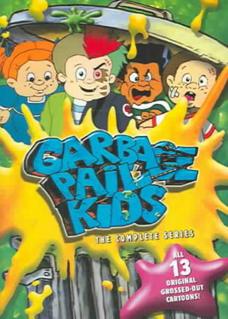 Garbage Pail Kids - The Complete Series DVD Boxset Cover Art