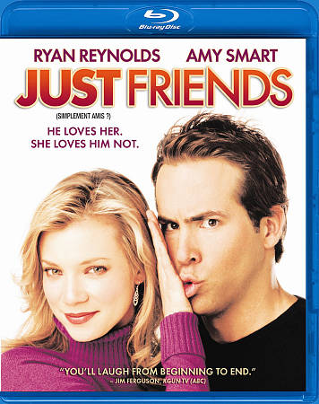 Just Friends New Region 1 Blu-ray