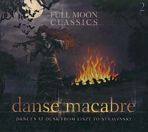 Details about DANSE MACABRE: DANCES AT DUSK FROM LISZT TO STRAVINSKY NEW CD