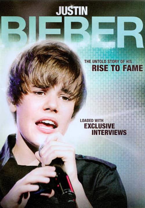 JUSTIN-BIEBER-A-RISE-TO-FAME-NEW-REGION-1-DVD