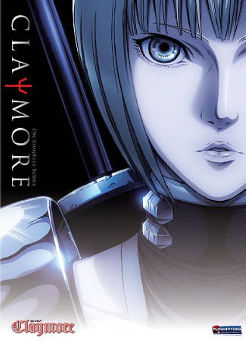 claymore the complete series box set used very good dvd. Black Bedroom Furniture Sets. Home Design Ideas
