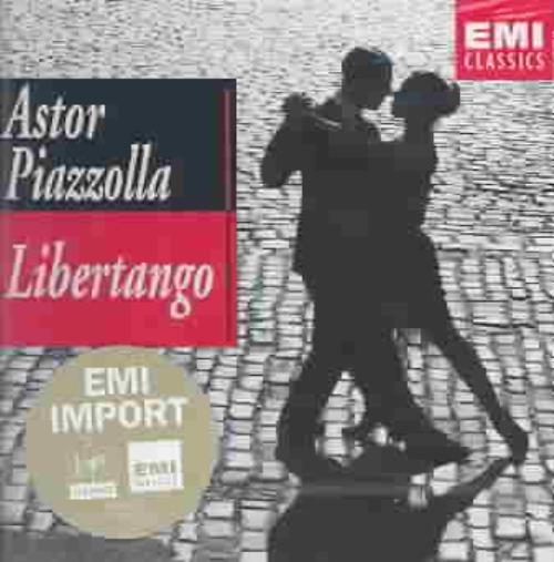 Details about ASTOR PIAZZOLLA - ASTOR PIAZZOLLA: LIBERTANGO NEW CD