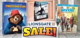 Movie Mars Lionsgate Catalog POS Promotion 10.1-10.31.17