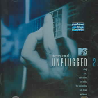 VARIOUS ARTISTS - THE VERY BEST OF MTV UNPLUGGED, VOL. 2 NEW CD