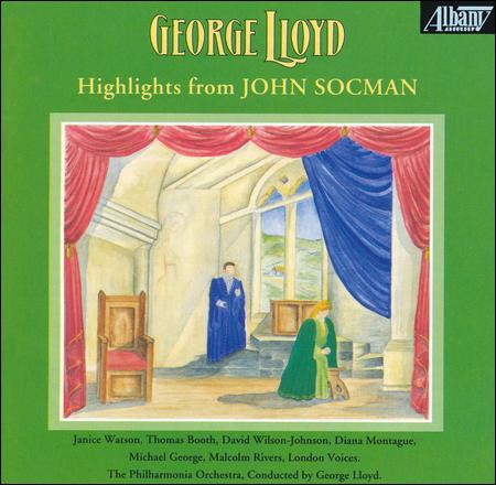 GEORGE LLOYD: HIGHLIGHTS FROM JOHN SOCMAN NEW CD