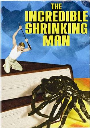 THE INCREDIBLE SHRINKING MAN NEW DVD