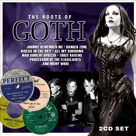 VARIOUS ARTISTS - THE ROOTS OF GOTH [SLIPCASE] NEW CD