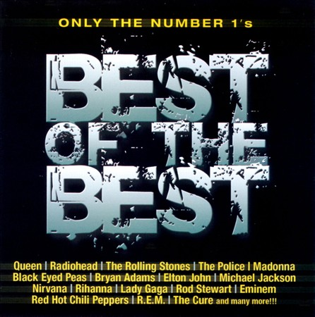 VARIOUS ARTISTS - BEST OF THE BEST [UNIVERSAL] NEW CD
