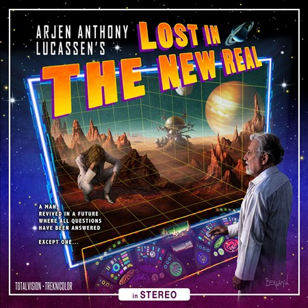 ARJEN ANTHONY LUCASSEN - LOST IN THE NEW REAL NEW CD