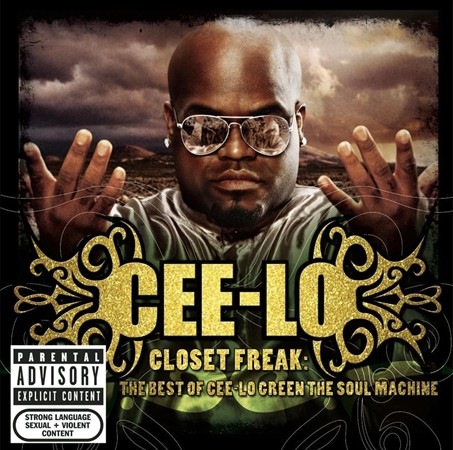 CEE LO GREEN - THE CLOSET FREAK: THE BEST OF CEE LO GREEN THE SOUL MACHINE [PA]