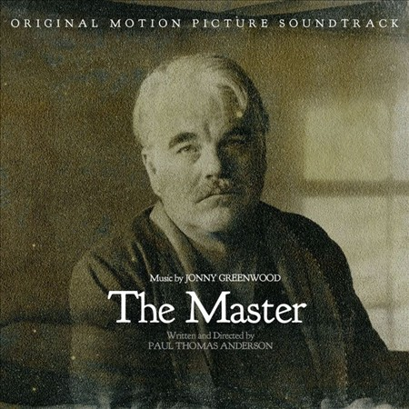 THE MASTER [ORIGINAL MOTION PICTURE SOUNDTRACK] NEW CD
