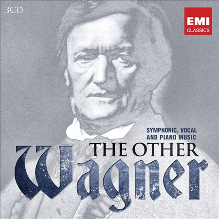 THE OTHER WAGNER NEW CD