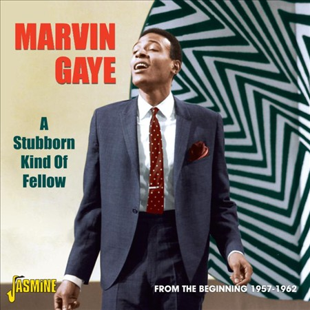 MARVIN GAYE - A STUBBORN KIND OF FELLOW: FROM THE BEGINNING 1957-1962 NEW CD