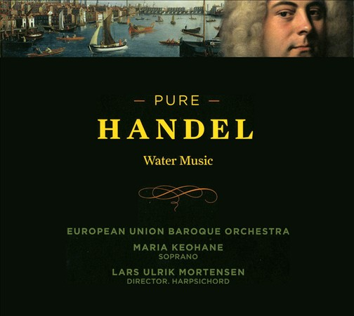 PURE HANDEL NEW CD