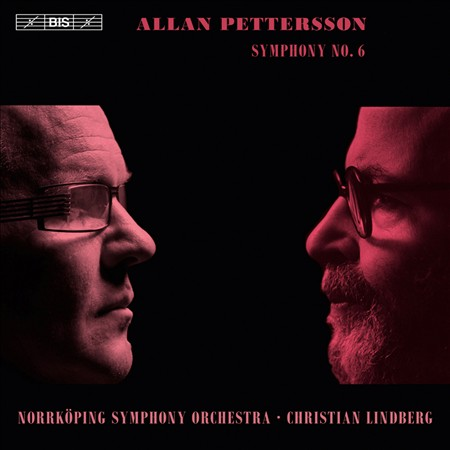 ALLAN PETTERSSON: SYMPHONY NO. 6 NEW CD