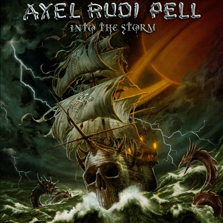 AXEL RUDI PELL - INTO THE STORM NEW CD