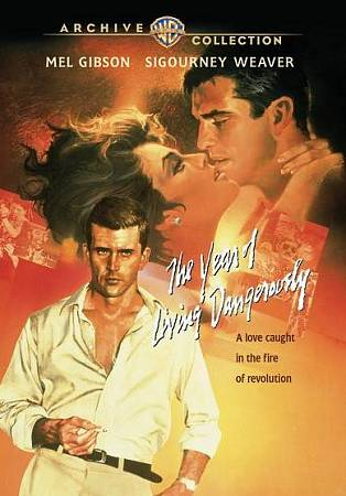 THE YEAR OF LIVING DANGEROUSLY NEW REGION 1 DVD