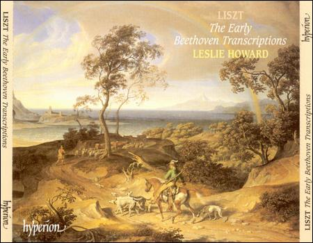 LISZT: THE EARLY BEETHOVEN TRANSCRIPTIONS NEW CD