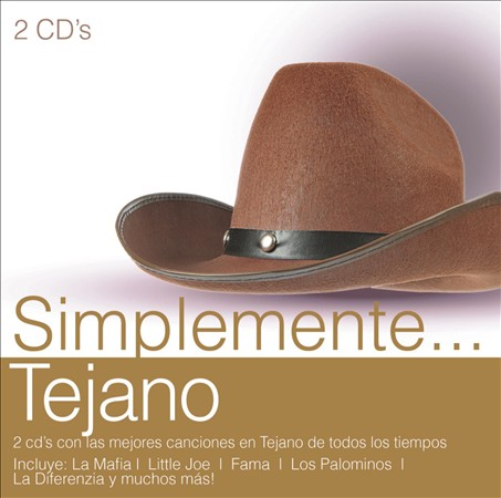 VARIOUS ARTISTS - SIMPLEMENTE TEJANO [SONY] NEW CD
