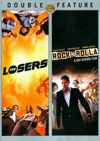 THE LOSERS/ROCKNROLLA NEW REGION 1 DVD