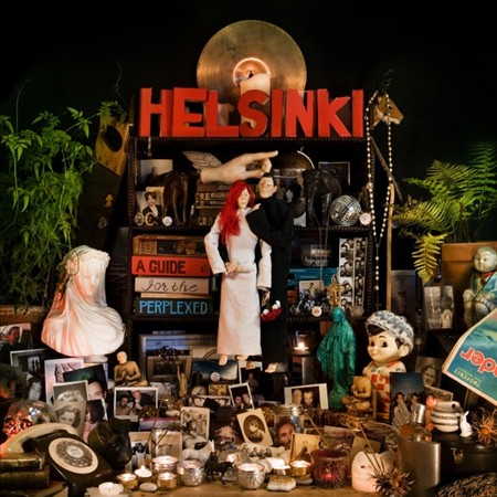HELSINKI - A GUIDE FOR THE PERPLEXED NEW VINYL RECORD