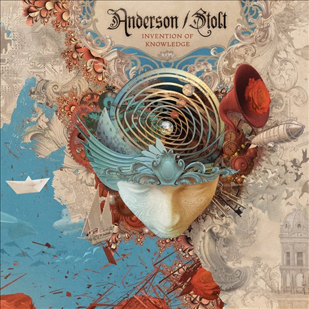 LP-ANDERSON/STOLT-INVENTION OF KNOWLEDGE-LP+CD NEW CD