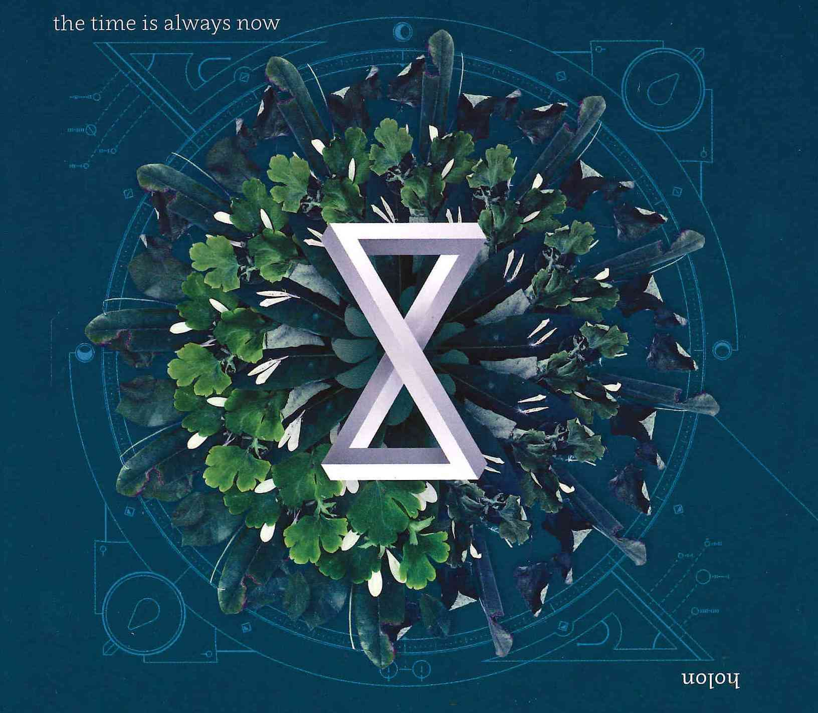 HOLON (NORWAY) - TIME IS ALWAYS NOW [DIGIPAK] NEW CD