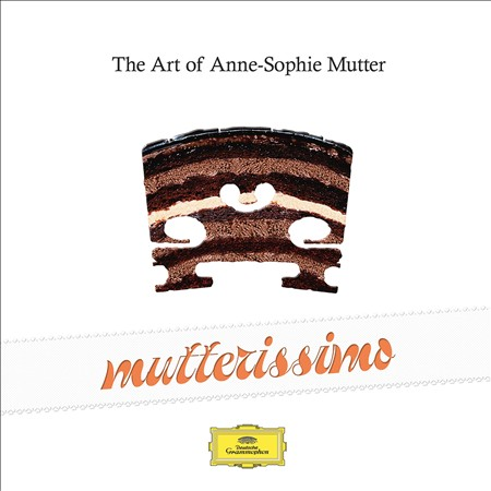 MUTTERISSIMO: THE ART OF ANNE-SOPHIE MUTTER NEW CD