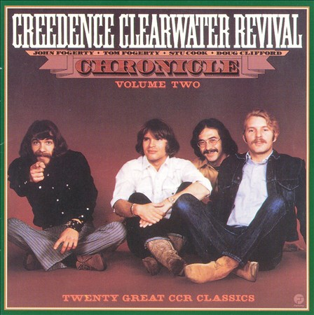 CREEDENCE CLEARWATER REVIVAL - CHRONICLE, VOL. 2 NEW CD